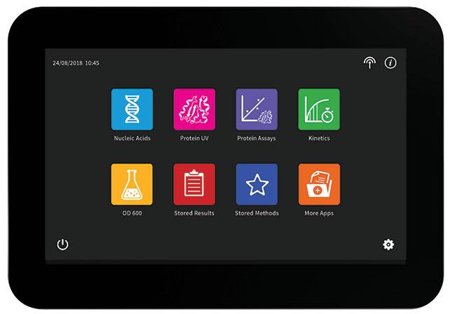 Implen-GO-C40-GO-touch screen display