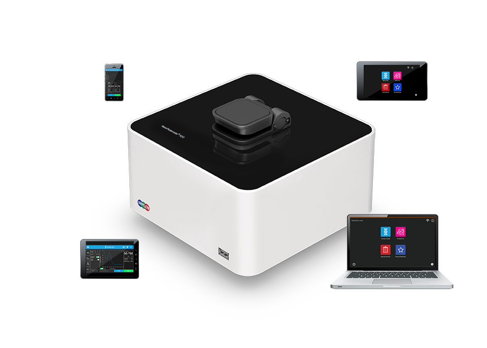 ImplenGO-N50-GO-flexible-unit-control-microvolume-spectroscopy-nanophotometer NanoDrop Alternative